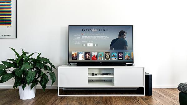 TV and loudspeakers